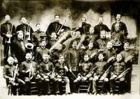 Chandler's Band, Portland, 1898