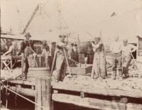 Factory Workers from Swan's Island, ca. 1900