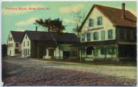 Portland Street, Steep Falls, ca. 1910