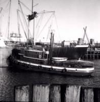 Tugboat Security, Searsport, c. 1965
