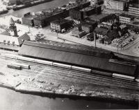 Union Station, Bangor, ca. 1955