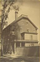 Abner Lowell home, Portland, ca. 1880