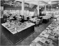 Book department, Loring, Short & Harmon, Portland, ca. 1935