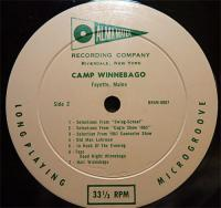 Camp Winnebago recording of Hail Winnebago