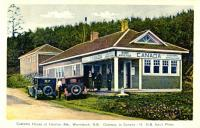 Canadian Customs, Woodstock, N.B., ca. 1920