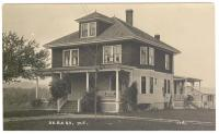 Sebago Post Office, 1925