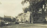 Rounds House in East Baldwin 1927