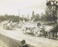Centennial Parade in Baldwin, 1902