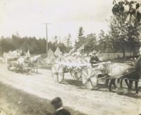 Centennial Parade in Baldwin, 1902