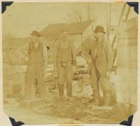 Grange Members in Baldwin, ca. 1890