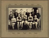 Training School basketball team, Presque Isle, 1935