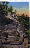 Emery Path, Bar Harbor, ca. 1902