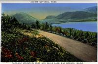 Cadillac Mountain Road, Eagle Lake, ca. 1930