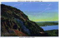 Profile of Acadia, Bar Harbor, ca. 1930