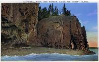 Cathedral Rock, Bar Harbor, ca. 1930