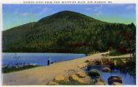 Bubble Pond, Bar Harbor, ca. 1930