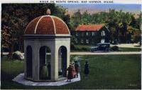 Sieur de Monts Spring, Bar Harbor, ca. 1930