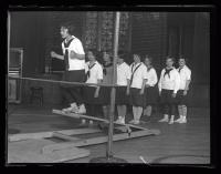 Gymnasts, Portland, 1927