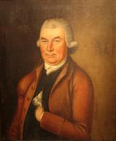 Samuel May portrait, ca. 1780