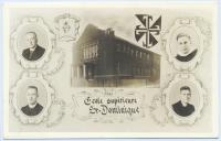 St. Dominique School, Lewiston, 1941
