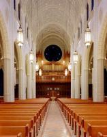 Interior of Saints Peter and Paul Church, Lewiston, 2004
