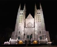 Sts. Peter and Paul Basilica, Lewiston, 2005