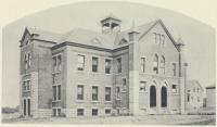 St. Louis Chapel School, New Auburn, ca. 1895
