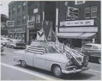St-Jean-Baptiste Day parade, Auburn, 1962