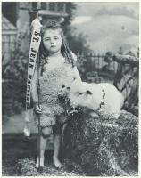 Alfred Auger as St-Jean-Baptiste, 1890
