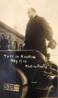 William Howard Taft, Houlton, 1917