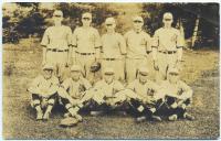Baseball team, Steep Falls