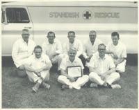 Standish Rescue crew, ca. 1960