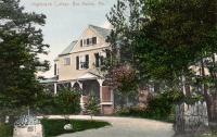 Highbrook Cottage, Bar Harbor, ca. 1920
