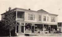 A. H. Anderson Store, New Sweden, ca. 1922