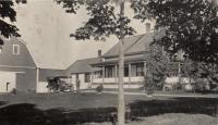 J. W. Holmquist farm, New Sweden, ca. 1922