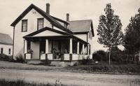 New Sweden Post Office, ca. 1922