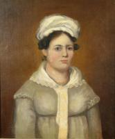 Painting of a Woman, ca. 1824