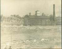 Pejepscot Paper Company, Topsham, 1936