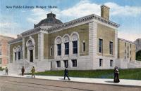 New Public Library, Bangor, Maine