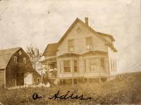 O. Adler farm, New Sweden, ca. 1922