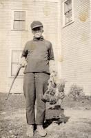 Ernest Johns, New Sweden, ca. 1922