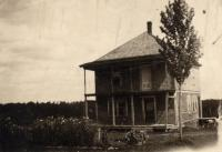 Theo Stedt house, New Sweden, ca. 1922