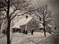 Mrs. Carl Hedman house, New Sweden, ca. 1922