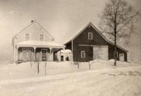 P. C. Person farm, New Sweden, ca. 1922