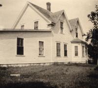 L. N. Larson house, New Sweden, ca. 1922