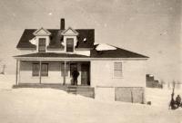 John Jorenson house, New Sweden, ca. 1922