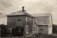 E. G. Erickson farm, New Sweden, ca. 1922