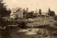 Mrs. Jacob Hedman, Jemtland Post office, New Sweden, ca. 1922