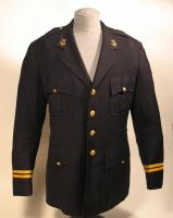 Chandler's Band uniform, ca. 1950
