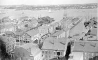 View of Portland Harbor, 1911